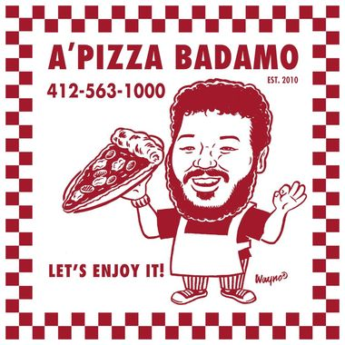 A Pizza Badamo