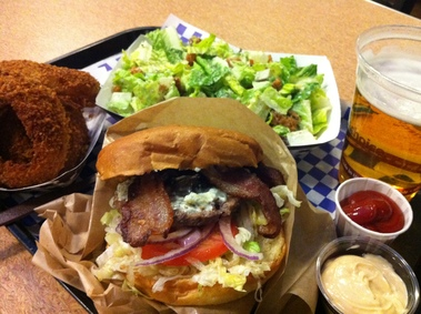 Blue Moon Burgers