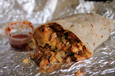 10 of LA's Best Breakfast Burritos