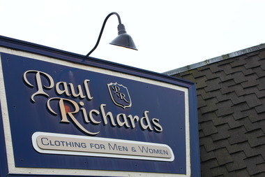 Paul Richards Clothing