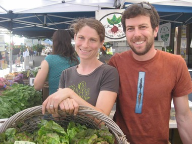 We Love Farmers Markets!