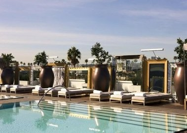 SLS Hotel At Beverly Hills