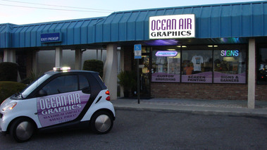 Ocean Air Graphics INC