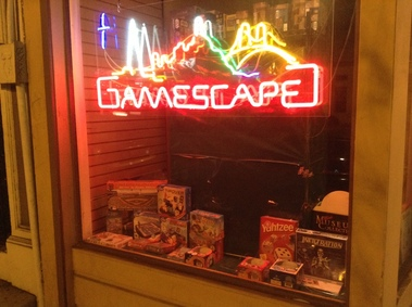 Gamescape