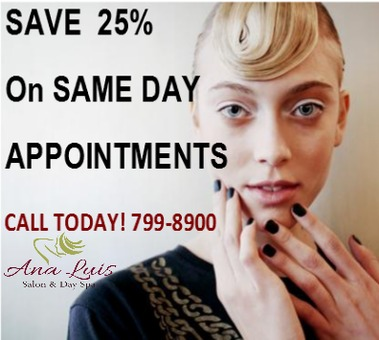 Anna Luis Salon &amp; Day Spa