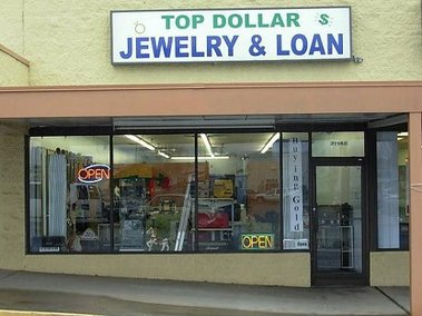 Top Dollar Jewelry &amp; Loan