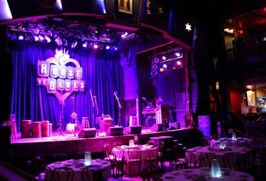 Foundation Room at the House of Blues