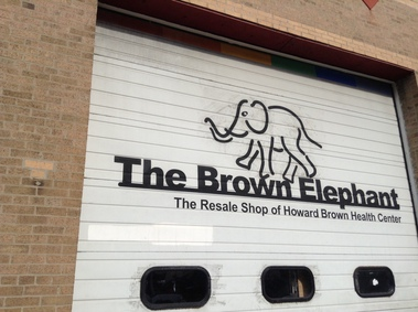Brown Elephant Resale Store