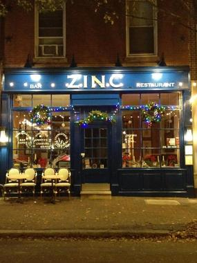 Zinc Bar &amp; Restaurant