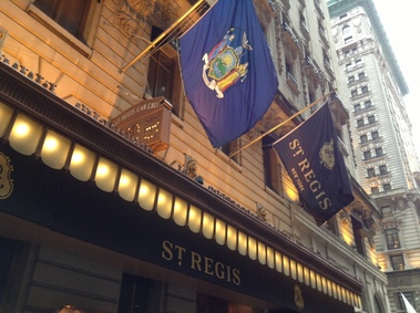 St Regis-New York