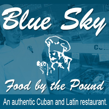 Blue Sky Food By The Pound