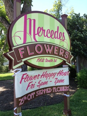 Mercedes Flower