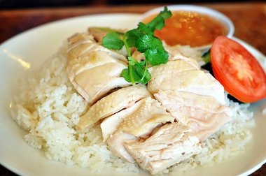 Hainan Chicken, the best of the best