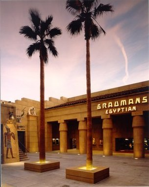 Egyptian Theatre - Los Angeles