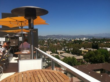 Raise The Roof! Best Rooftop Bars in Los Angeles
