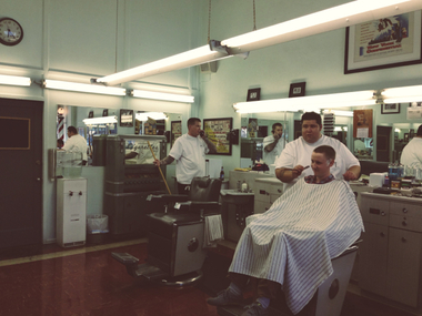 Barber Shops for Men