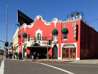 Vintage Cinemas Vista Theatre